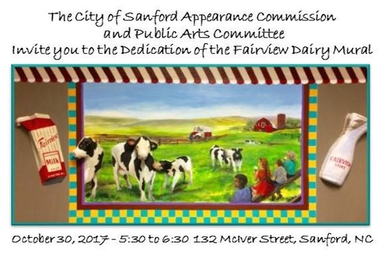 Fairview Dairy Mural