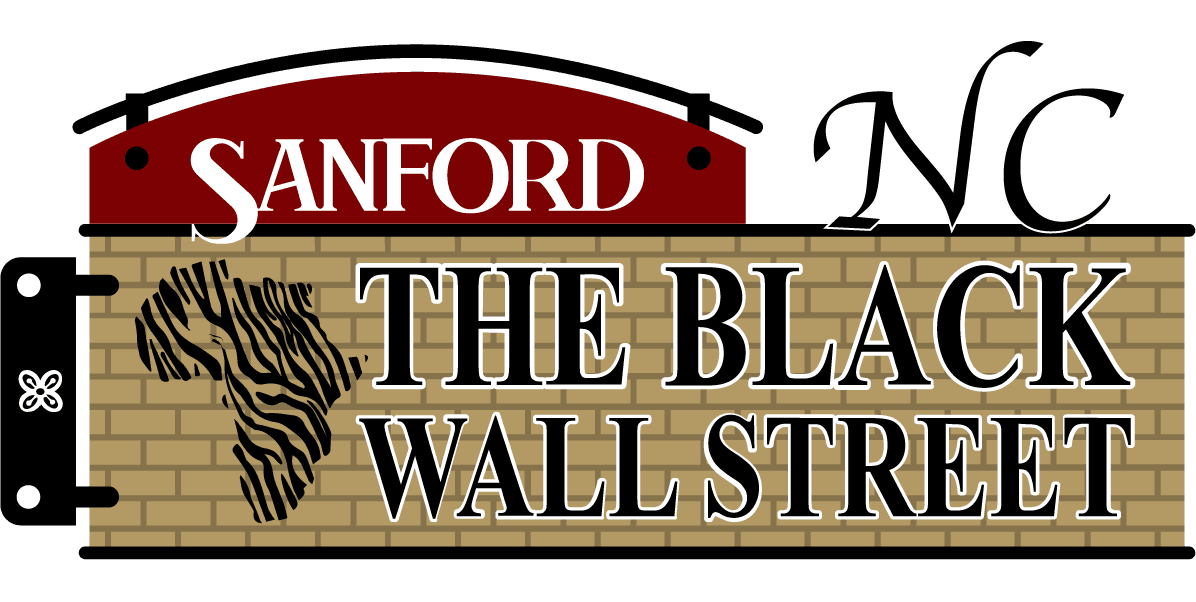 Sanford NC The Black Wall Street