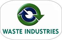 Waste Industries arrow logo