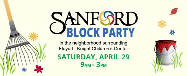 Sanford Block Party